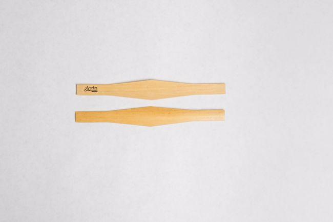 Bassoon Cane - Glotin, Gouged, Shaped & Profiled - Bundle Of 10
