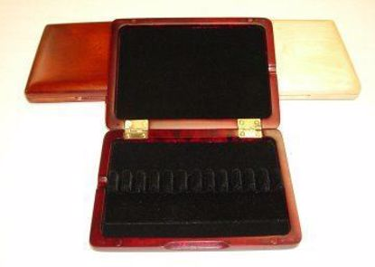Oboe Reed Case for 12 - Wood