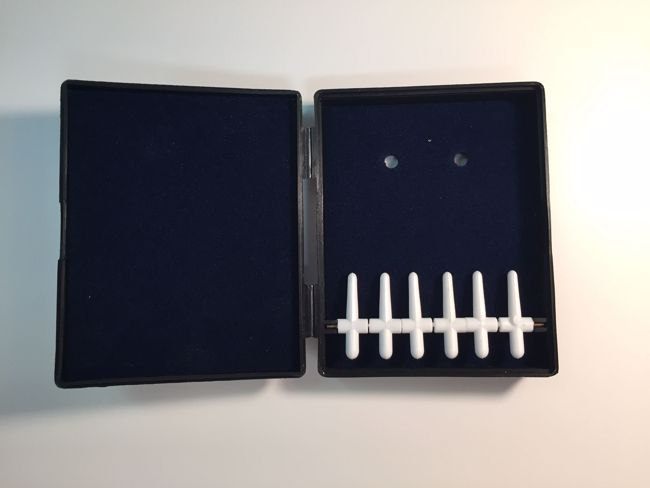Fox Oboe Reed Case For 6