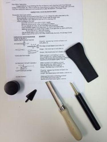 Bassoon Reed Adjustment Kit
